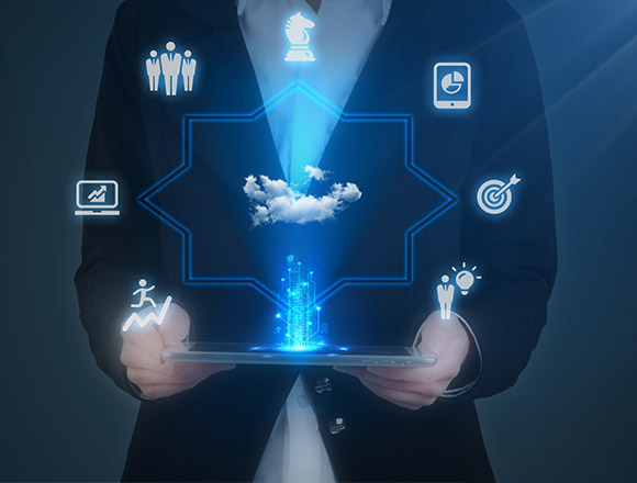 企业信息化系统
